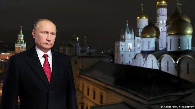 انتقاد پوتین از انتشار اخبار جعلی درباره کروناویروس در جامعه روسیه