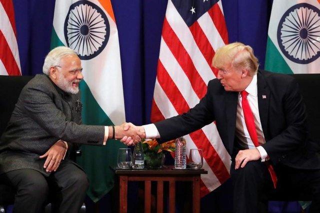 باج دهی هند برای امضای توافق تجاری با آمریکا!